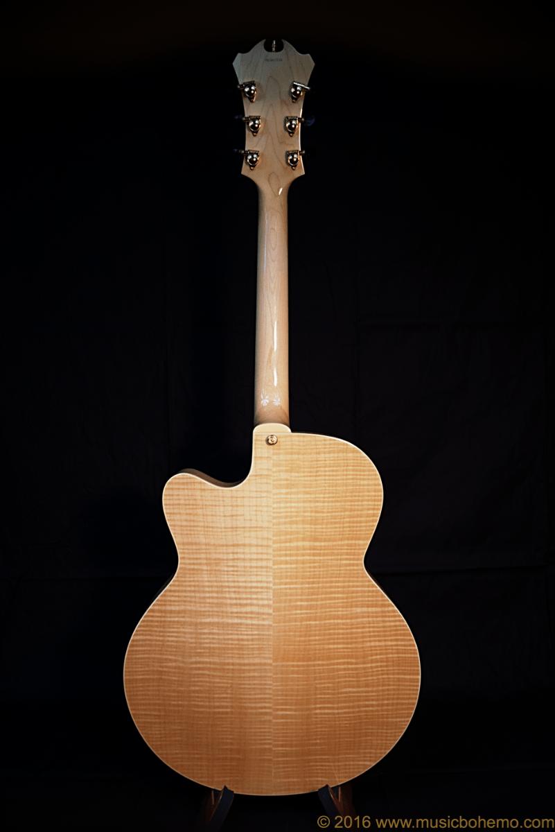 Peerless Manhattan 7723 Archtop Guitar Recording Studio Equipment Guitar