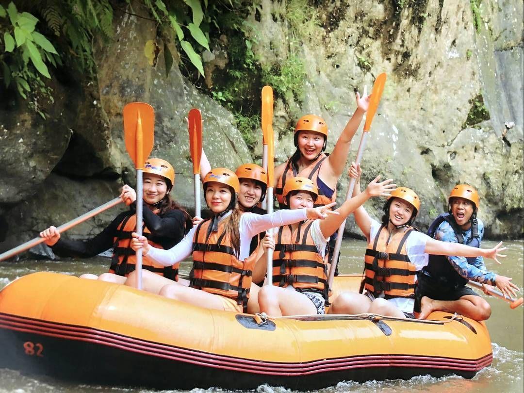 Ayung River Rafting River Rafting Rafting Rafting Trips