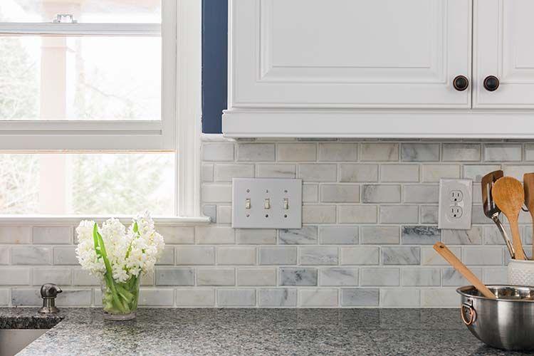 Kitchen Tile Backsplash Home Depot Kitchen Wall Decor