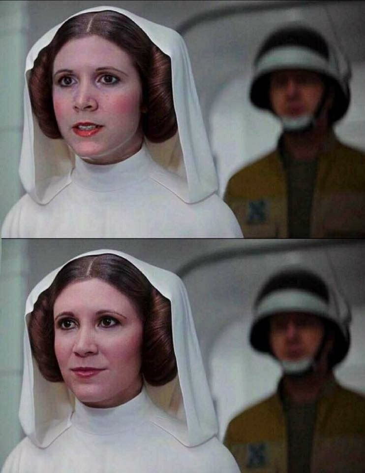 forever carrie fisher dieulois