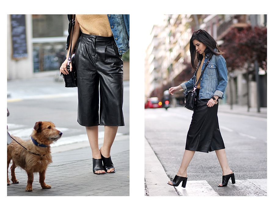 Fake Leather / Risky challenge //  #Fashion, #FashionBlog, #FashionBlogger, #Ootd, #OutfitOfTheDay, #Style