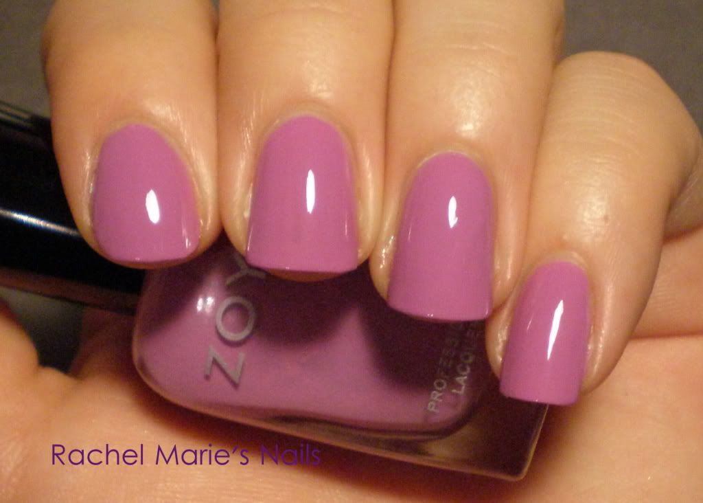 Rachel Marie's Nails: Zoya Swatches
