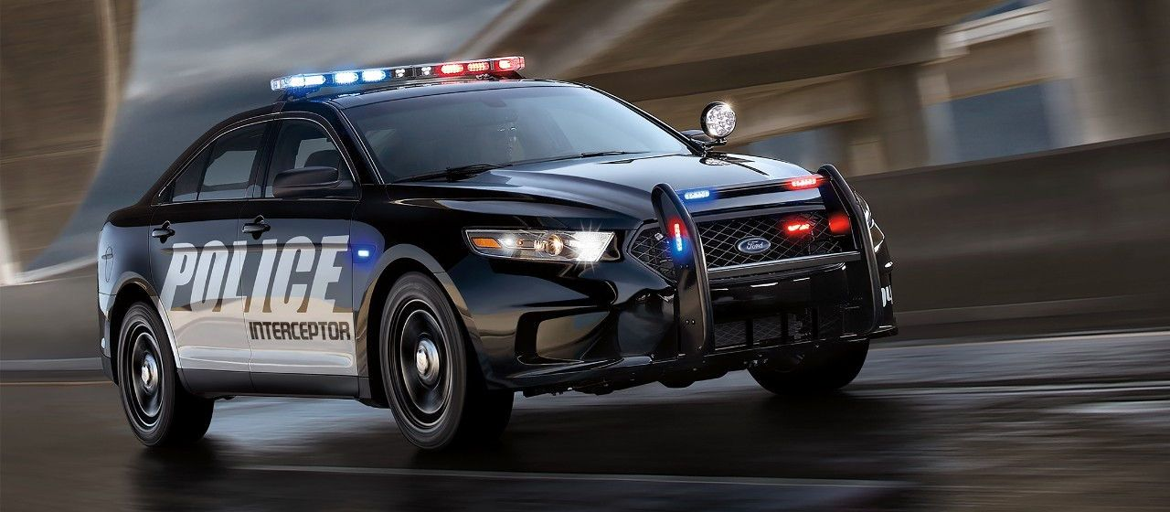 Ford Police Interceptor Sedan Police Cars Ford Police Police