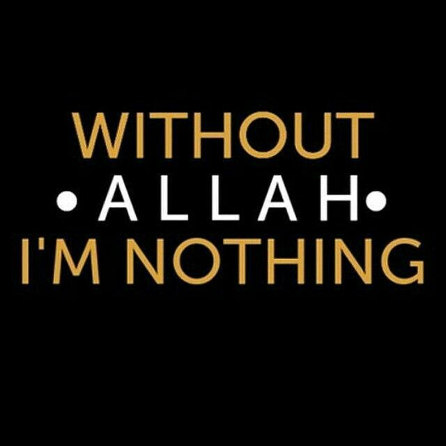 Allah subhanahu tala...