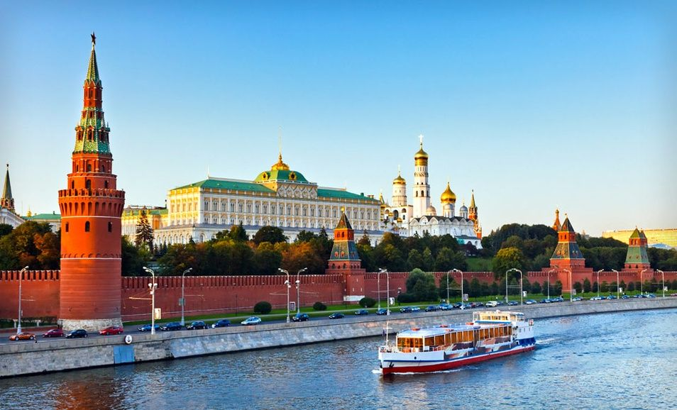 Groupon - Six-Day Russian Vacation with Round-Trip Airfare - invitation issued by the russian foreign ministry