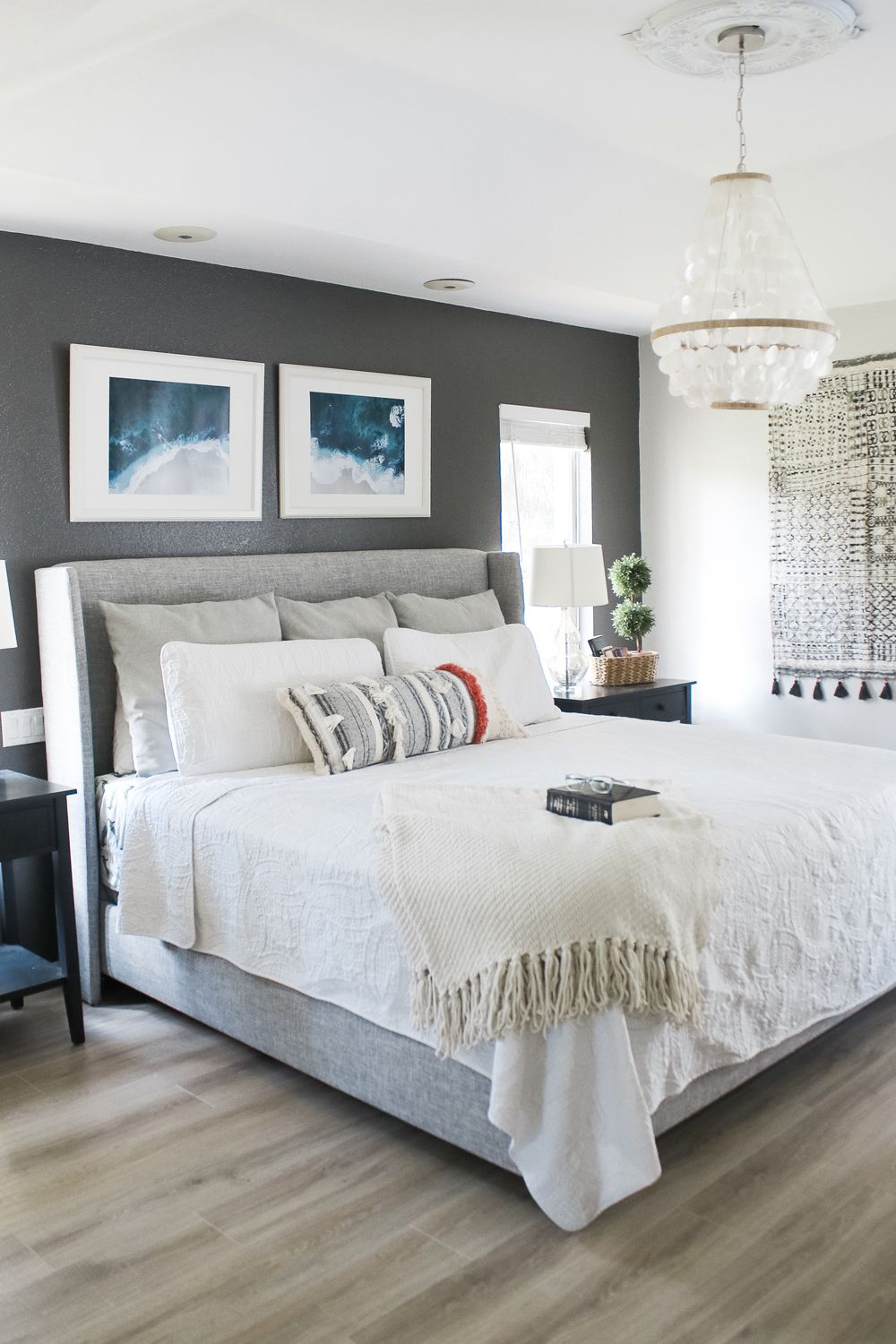 Get organized 5 things for 5 min in 2020 accent wall