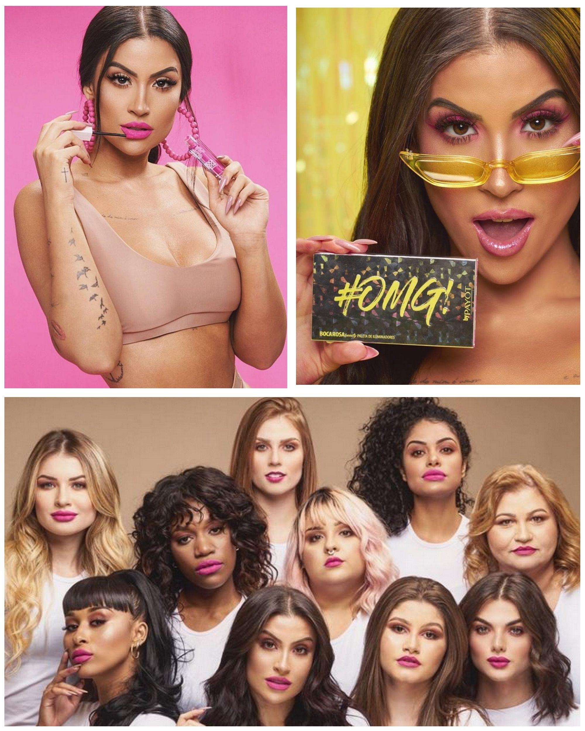 Boca Rosa Beauty  A linha de maquiagem da Bianca Andrade com a Payot ... 44866c65a3