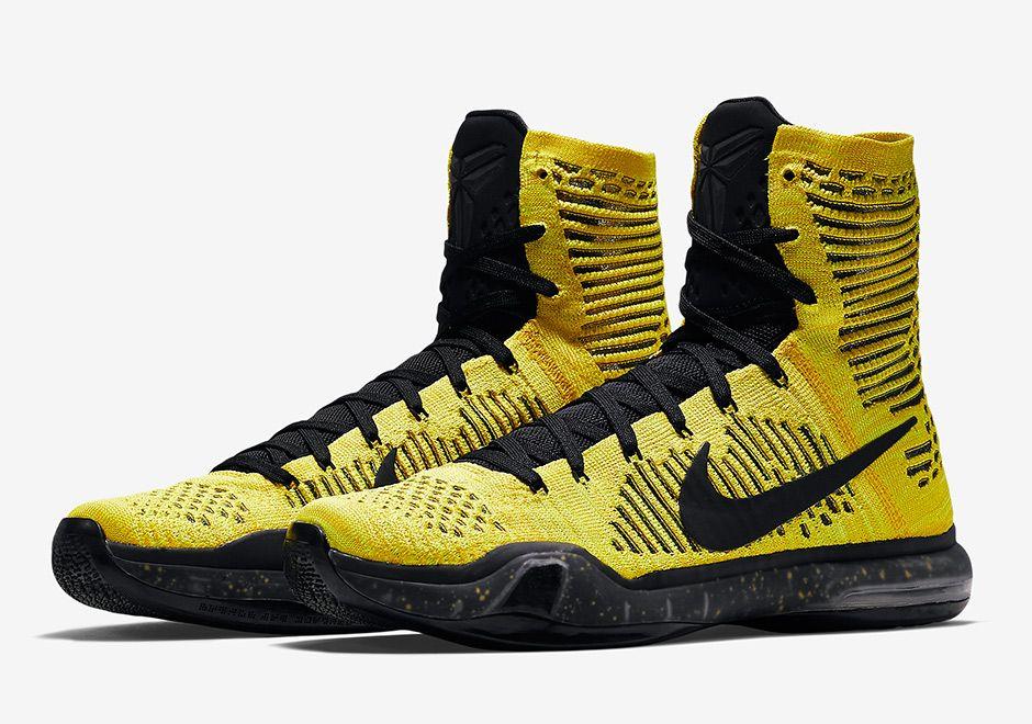 4d26d8563a1e Nike Kobe 10 Elite High