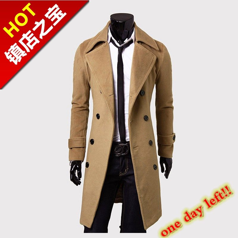 Find More Trench Information about Free shipping Special price trends han edition men's woolen cloth coat male long woollen coat in the male hoodies jackets,High Quality coat goose,China coat chain Suppliers, Cheap coat sweater from Zhe Jiang Sheng Yong Trade Import Export Company Limited on Aliexpress.com