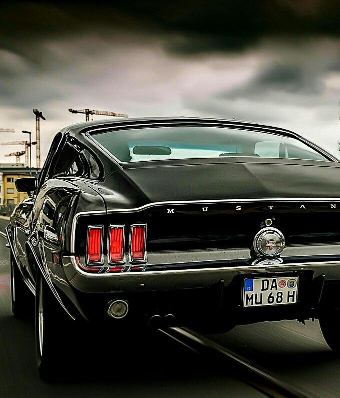 Pin by Classic Vintage Cars Pictures on Mustang classic cars ...