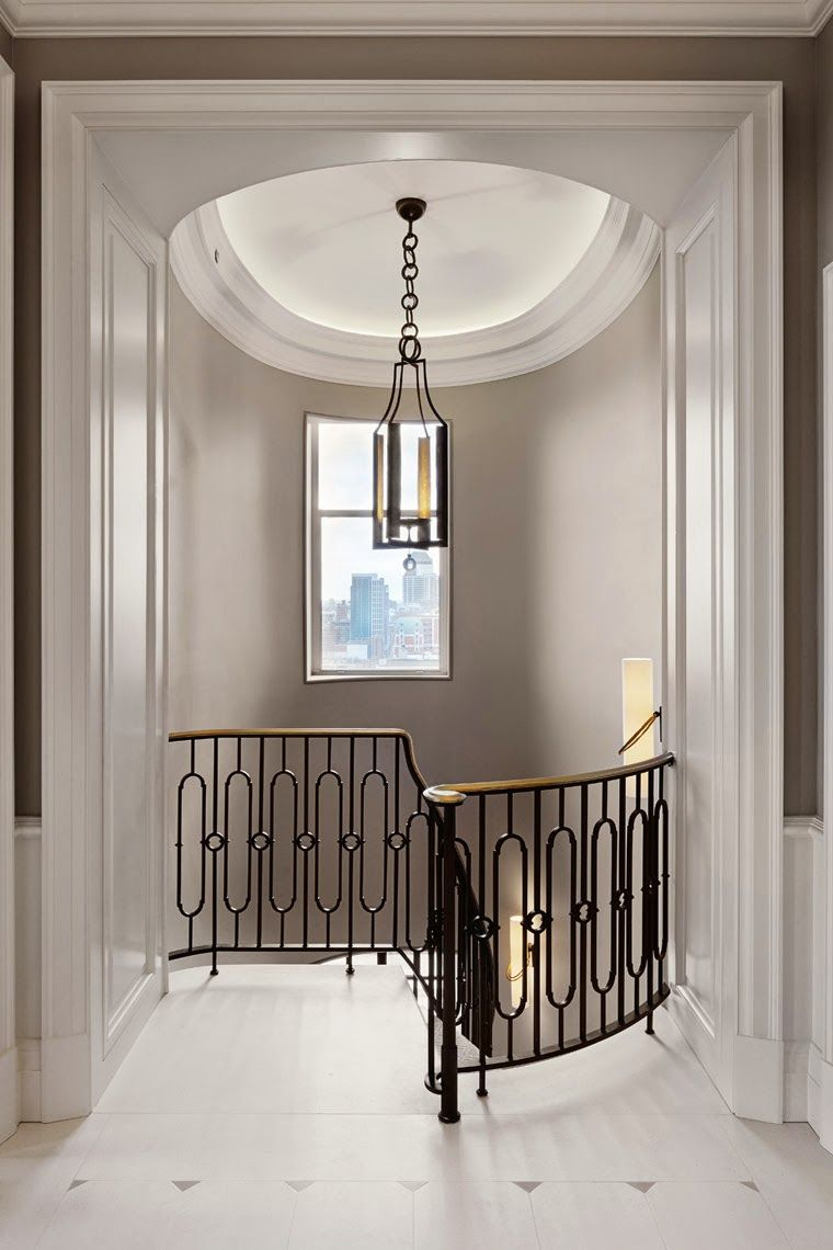 BANISTERS – STAIR RAILING CHIC