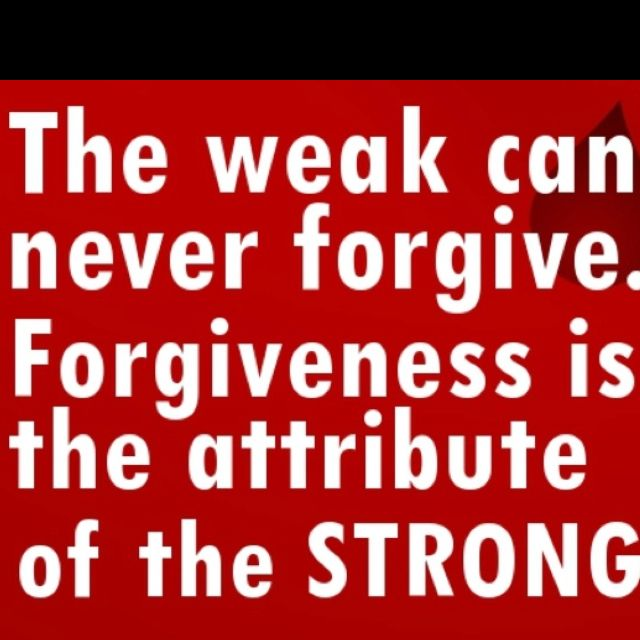 thoughts on the words of ghandi forgiveness as a strength 879 quotes from mahatma gandhi: 'the day the power of love overrules the love of power, the world will know peace', 'truth never damages a cause that is just', and 'whenever you are confronted with an opponent.