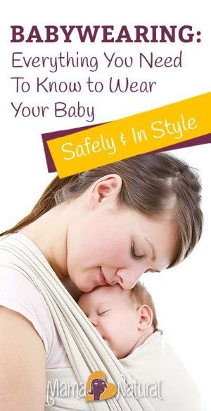 09c0f7f38 Babywearing  Everything You Need to Know to Wear Your Baby Safely ...