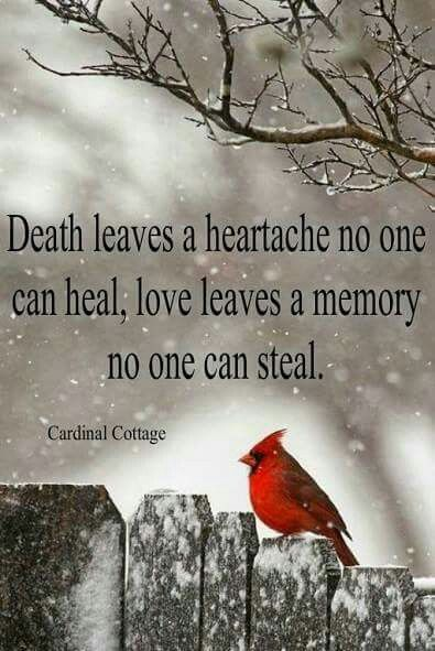Death And Love Remembrance Pinte