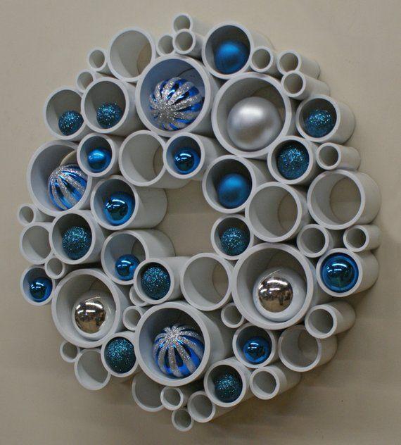 Photo of Spring wreath – PVC wall art