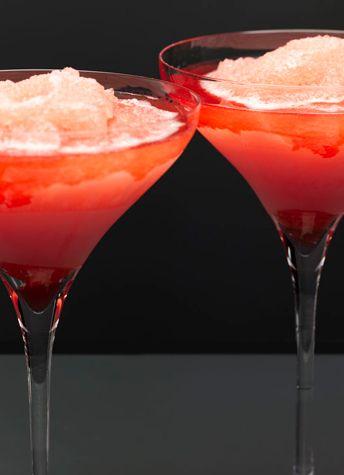 Bourbon Sloe Gin Cocktail