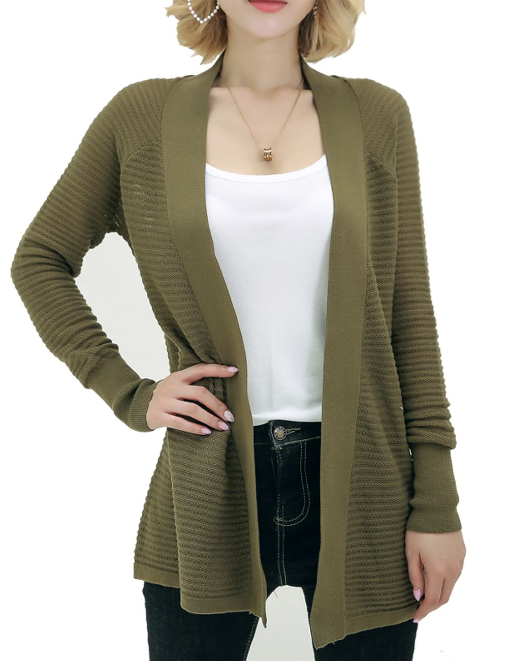 2aed843f18afd Cap Sleeves. Verano · Vensmile Green Thin Sexy Translucent Cool Shawl  Cardigans For Summer. Shawl Cardigan