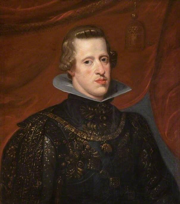 Rubens Philip Iv