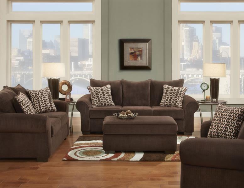 Affordable Furniture Manufacturing Inc 7300 Chevron Mink