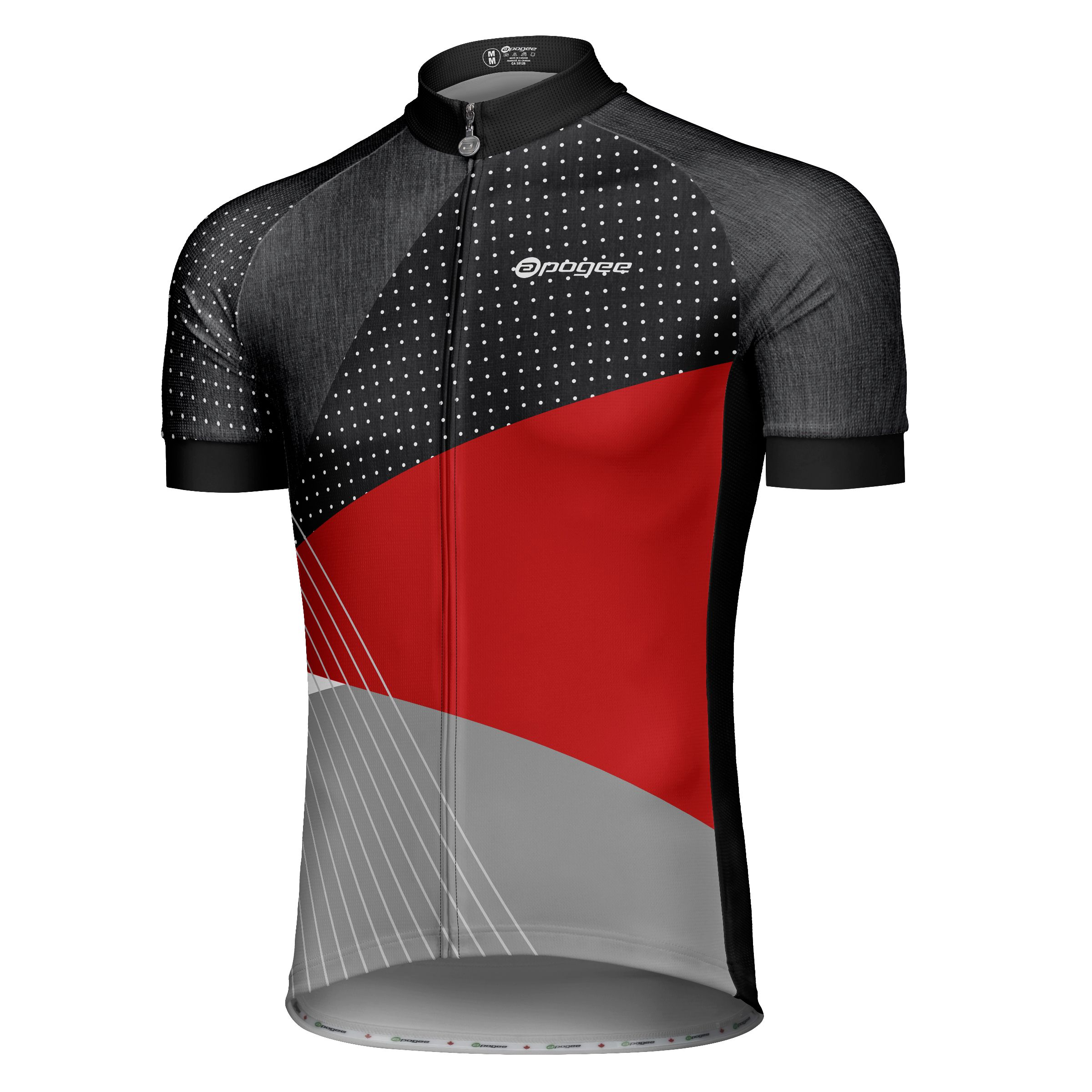 d268c841b Cycling jersey - Designed and made by Apogee Sports. Visit www.apogee-sports