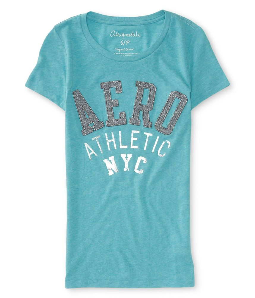 66f5fe135 Block Logo Graphic T - Aeropostale | [[Tee's]] in 2019 | Mens tops ...