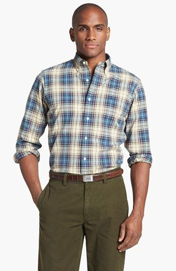 Polo Ralph Lauren Custom Fit Sport Shirt available at #Nordstrom