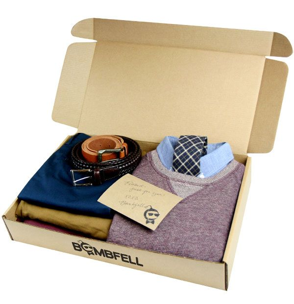 Budget Mens Fashion Box Club