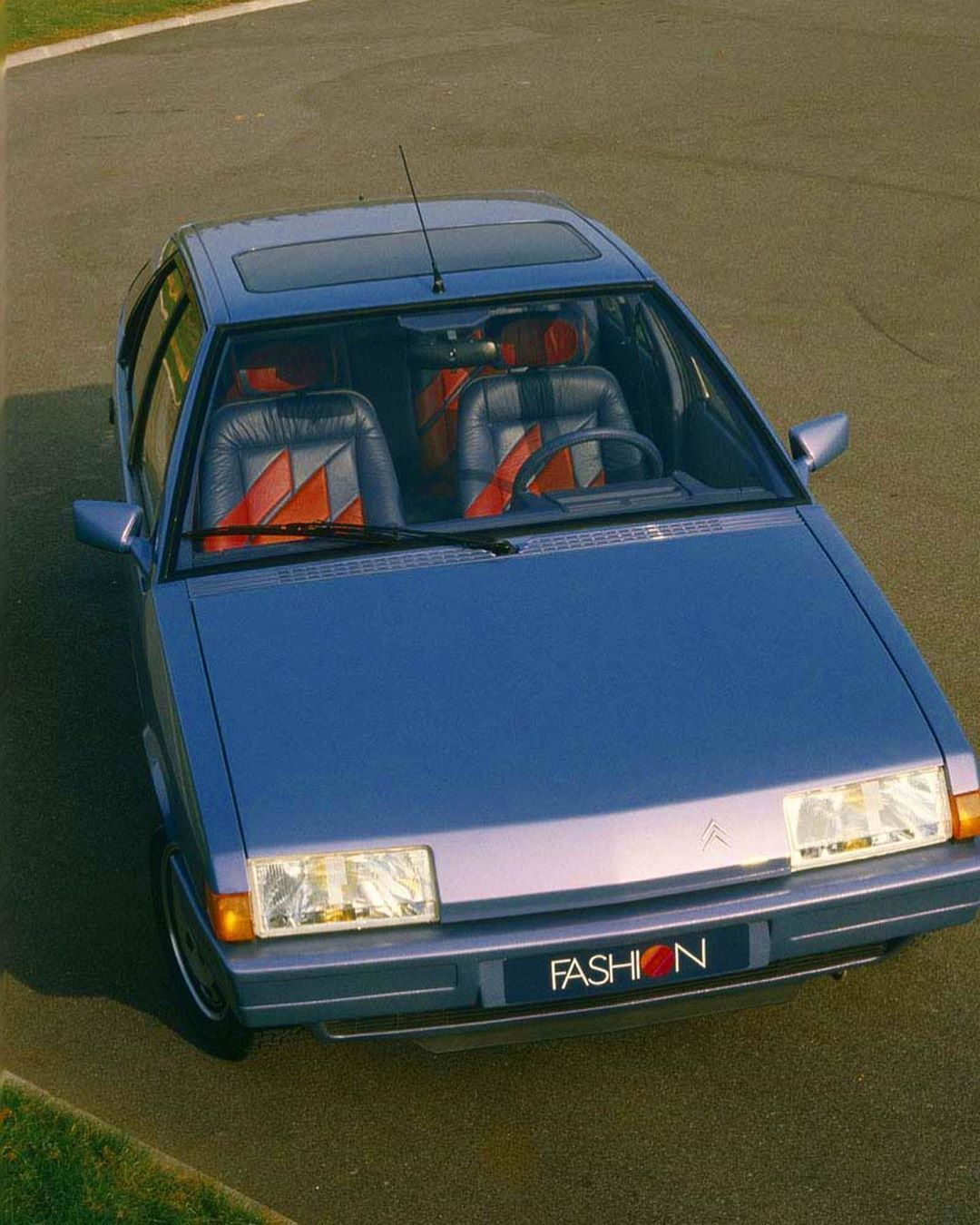 80s Aesthetics On Instagram Swipe Ofc There Was A Car Called Fashion In The 80s Citroen Bx Fashion 1983 Inter Citroen Car European Cars