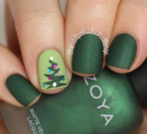 18 Easy Cute Christmas Nail Art Designs Ideas Trends 2015 Xmas