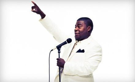 Tracy Morgan Standup Show at Bergen Performing Arts Center on May 16 at 8 p m Up to