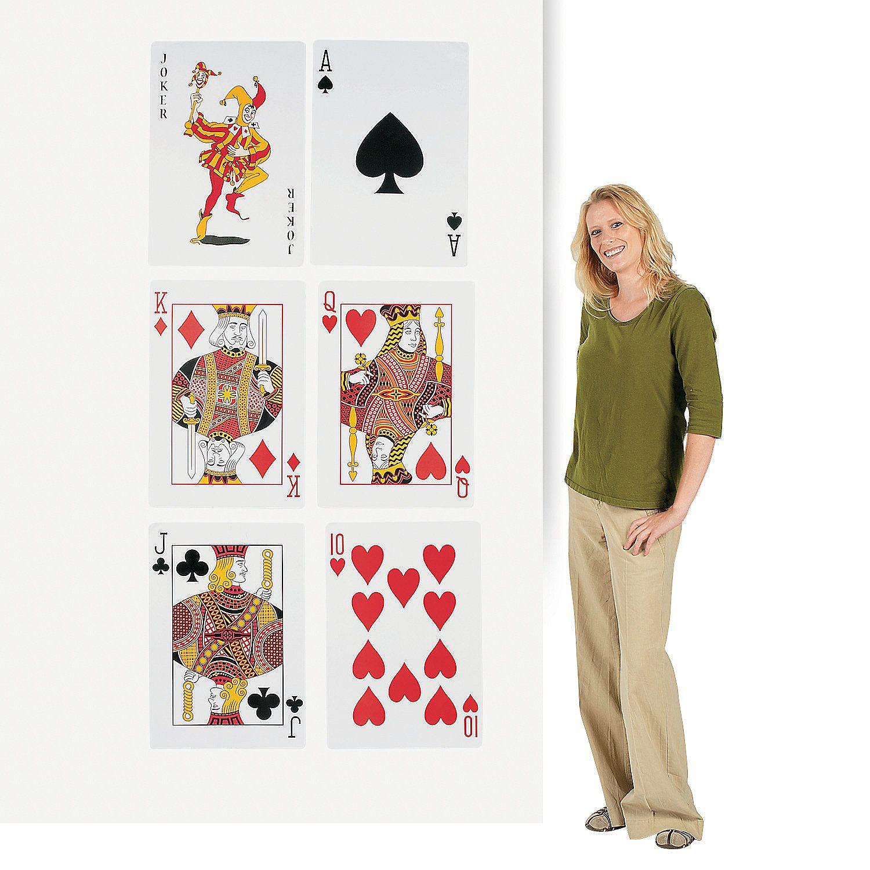 12 pc Casino Night Bunco Place Card Holders//Appetizer Identifiers