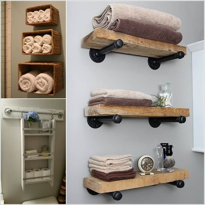 A Well Furnished Bathroom Is Every Homemakeru0026 Dream. Style Your Bathroom  With These Smart Bathroom Storage Ideas.