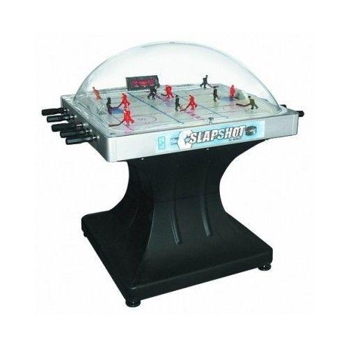 Hockey-Bubble-Dome-Table-Slapshot-Goalie-Electronic-Scoring-Stick-Saves-Icing