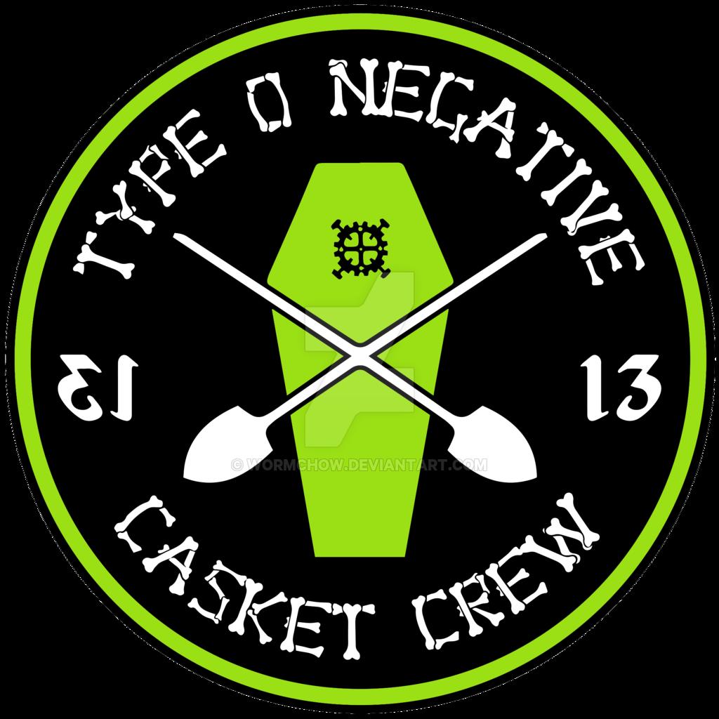 Type O Negative Casket Crew By Wormchow Type O Negative Type O Negative Band Type O Negative Shirt