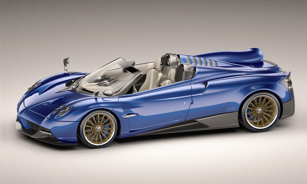 The Pagani Zonda Hp Barchetta Is The Most Expensive Car In The World Super Sport Cars Pagani Huayra Expensive Cars