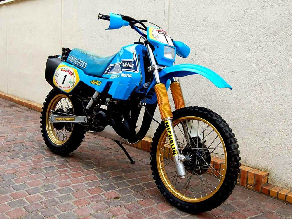 1984 Yamaha IT 490 bikes – It490 Wiring Diagram