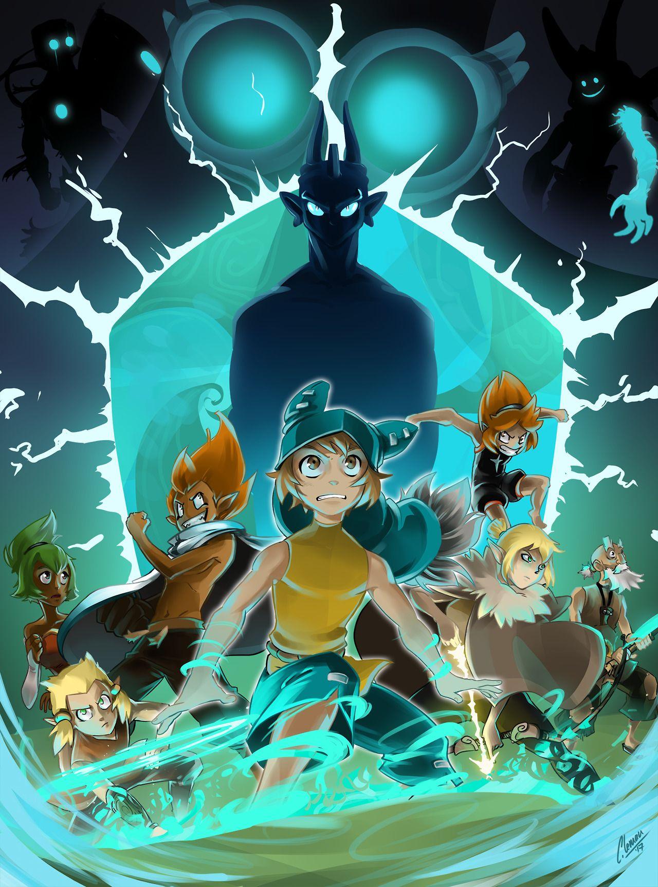 Wakfu Tumblr Anime French Anime Character Design