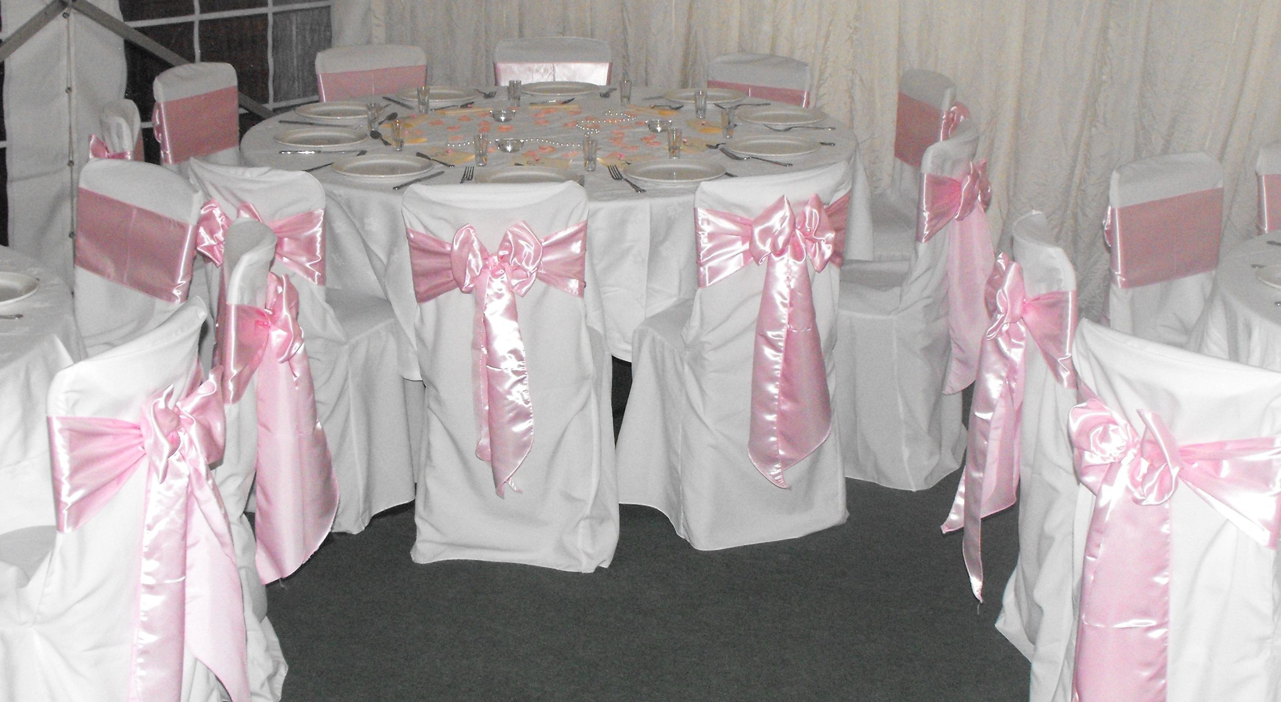 Home The Sophisticated Touch Linen Chair Covers Chair Covers