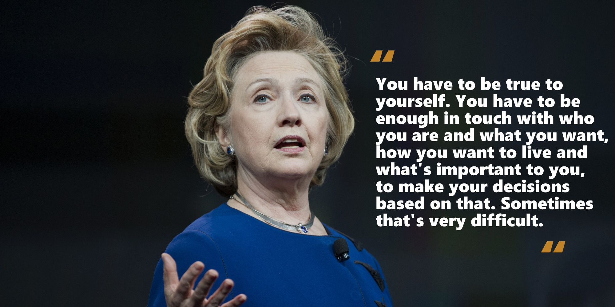 Hillary Clinton Quotes Best Quotes Of Hillary Clinton  The Woman Who Inspired Generations