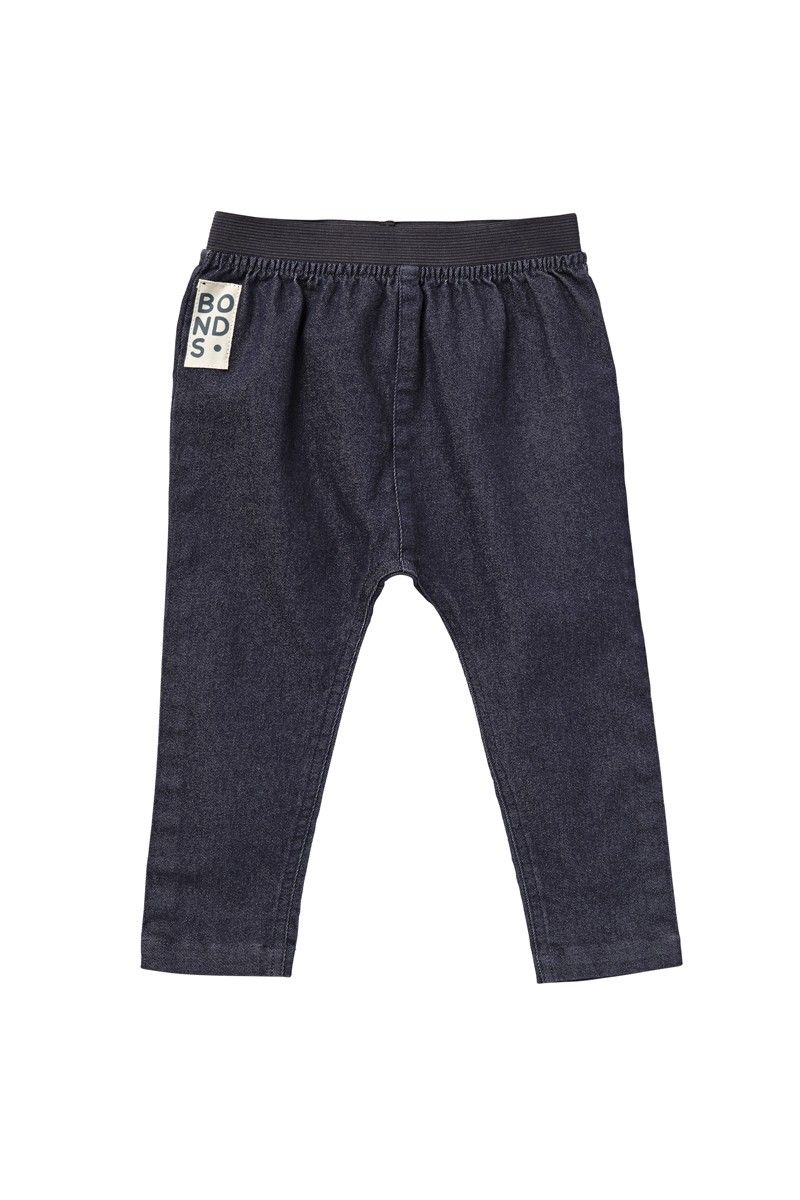 56e00079a7 Skinnies Pant | Bub's First Bonds | Tracksuit pants, Pants, Denim fabric
