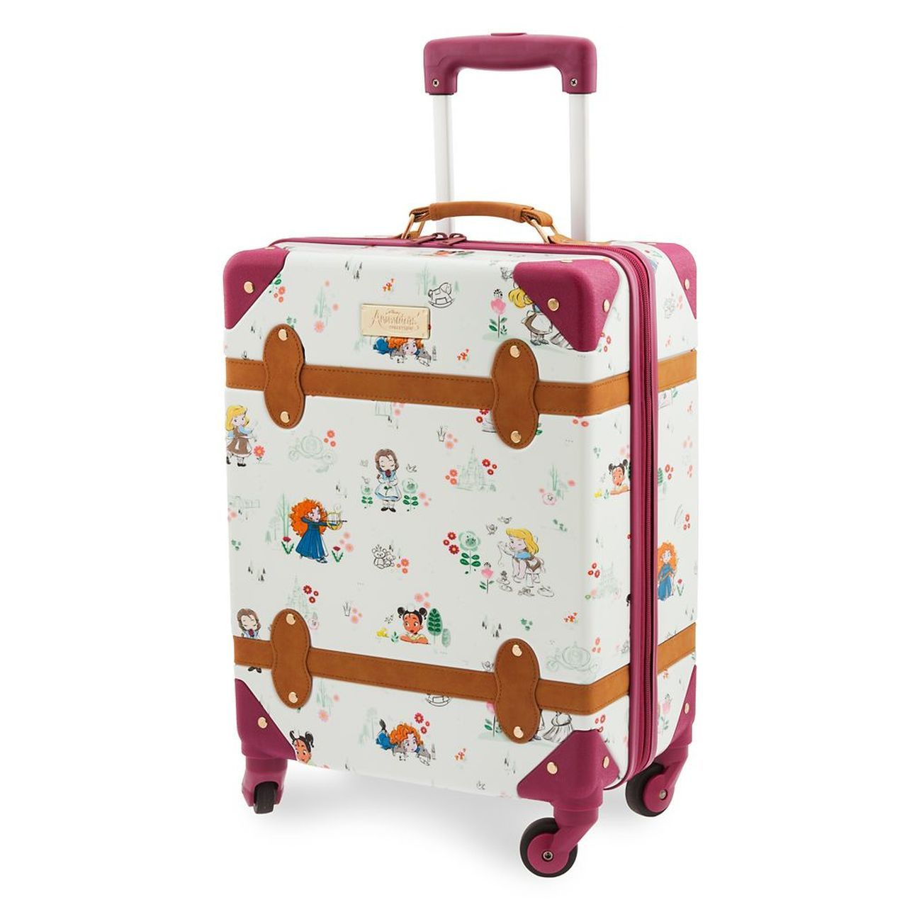 Disney Animators Collection Rolling Luggage Fogries Disney Animators Collection Disney Luggage Disney Suitcase