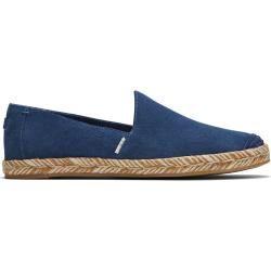 Photo of Toms Schuhe Blaue Suede Pismo Espadrilles Für Damen – Größe 40 Toms