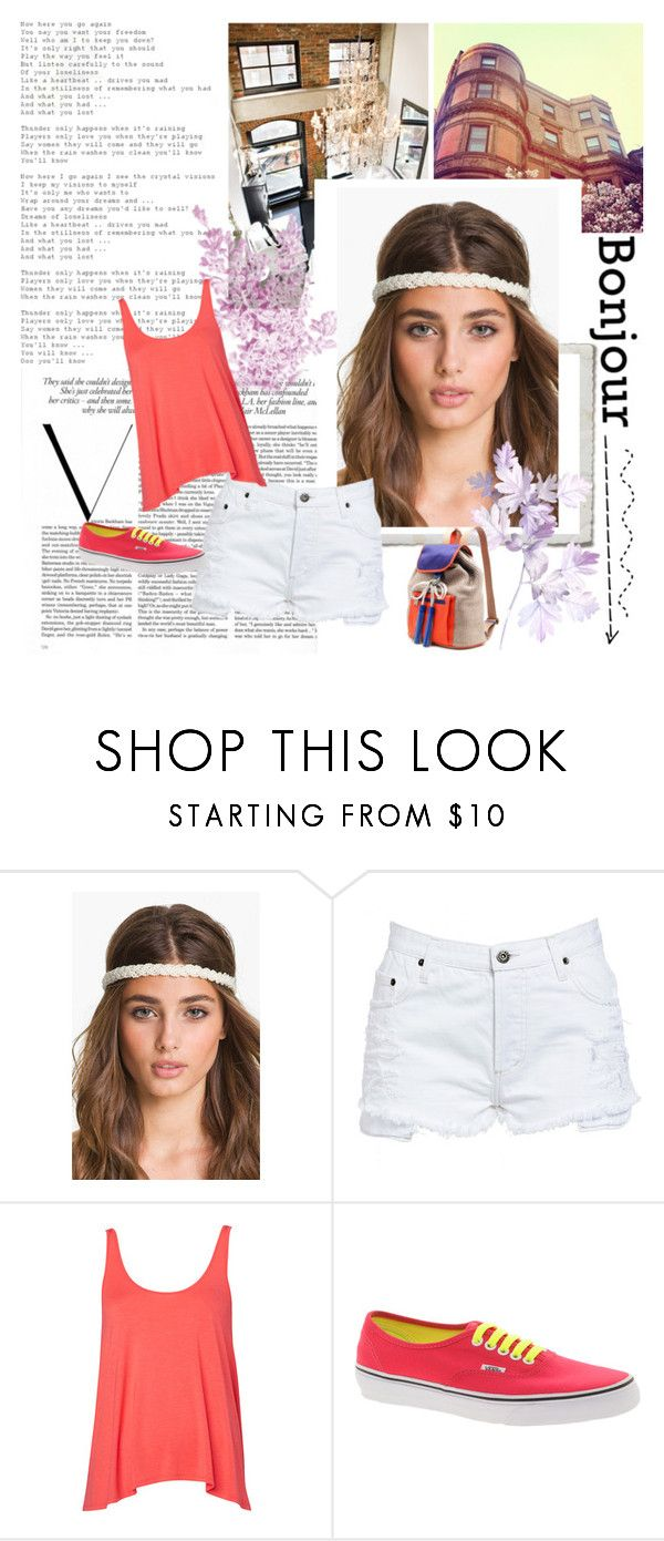 """Sin título #4"" by natalay-carter ❤ liked on Polyvore featuring Victoria Beckham, Carole, Bardot, Witchery, Vans, Meredith Wendell, Prada and MAC Cosmetics"