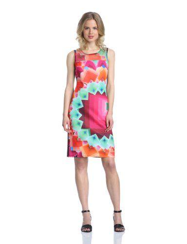 Achetez Desigual - margaret - robe - été - femme ✓ livraison gratuite ✓  retours gratuits selon éligibilité (voir cond.) 046ad8775353