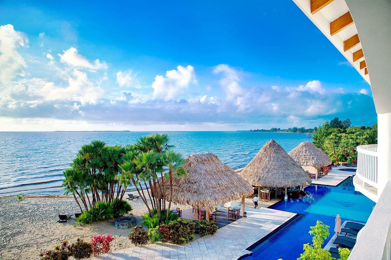 Belize Ocean Club Resort  Belize resorts, Belize, Ocean club