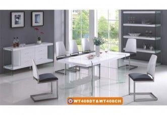 White Dining Table Set Regular Price 99900 Deal Price 68900