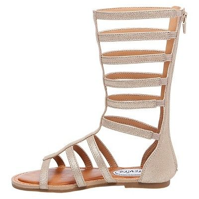 bb50e4d8718f Girls  Stevies  greekgoddess Tall Gladiator Sandals - Gold 3