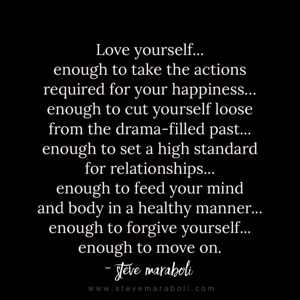 Nothing Can Treat Yourself Well With Your Best Love Yourself
