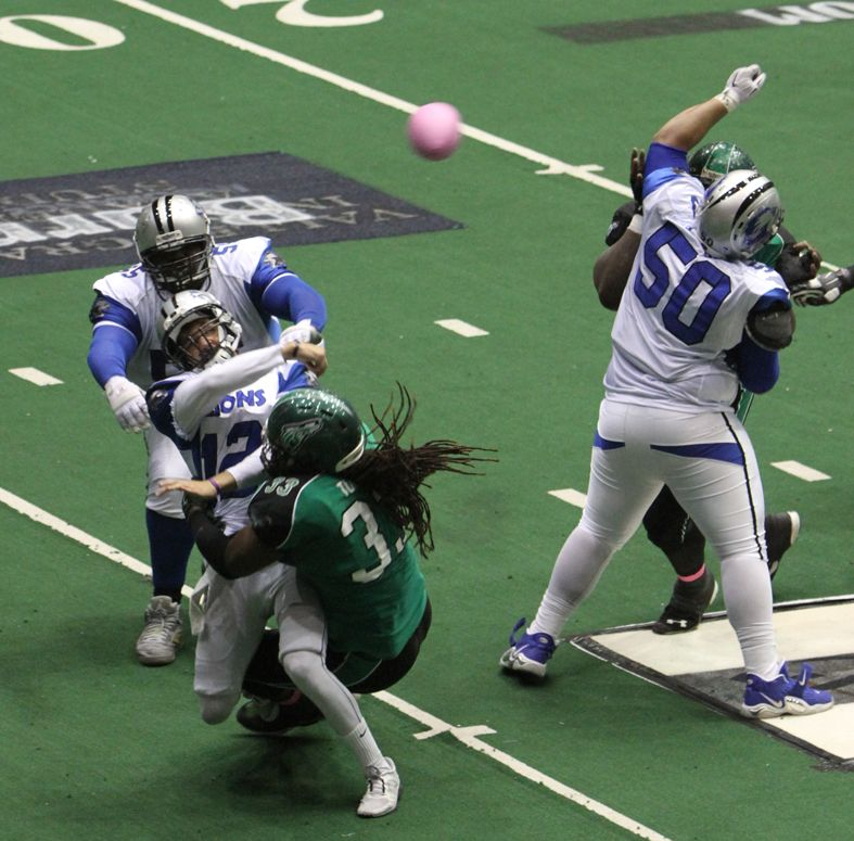 Nashville Venom Music City's Professional Indoor Football