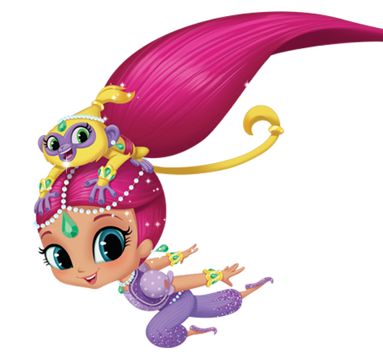Shimmer, Shine Characters